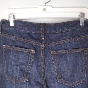 Old Navy Jeans - Old Navy Famous Slim Fit Dark Wash Blue Jeans